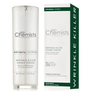skinChemists London Wrinkle Killer Snake Serum 30 ml
