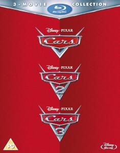 Cars 1-3 Boxset