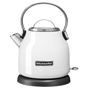 KitchenAid 5KEK1222BWH Classic 1.25L Kettle - White