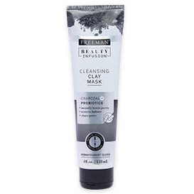 Beauty Infusion Charcoal & Probiotics Cleansing Clay Mask