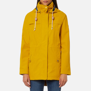 Barbour Women's Hanover Jacket - Canary Yellow