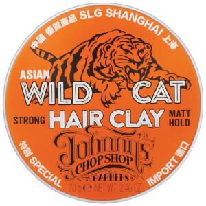 Johnny's Chop Shop Wild Cat Hair Clay