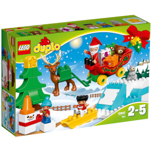 LEGO DUPLO: Santa's Winter Holiday (10837)