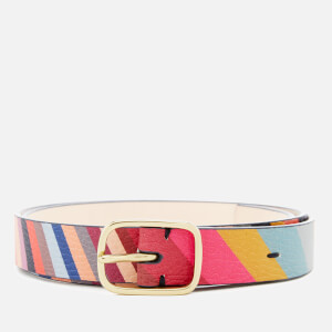 Paul Smith Women's Swirl Belt - Multi