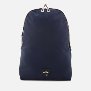 Paul Smith Men's Zip Backpack - Navy