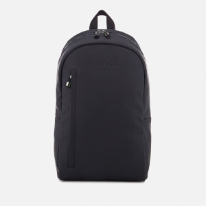 BOSS Green Men's Hyper Backpack - Black