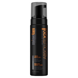 MineTan Absolute Foam autoabbronzante (molto scuro) 200 ml