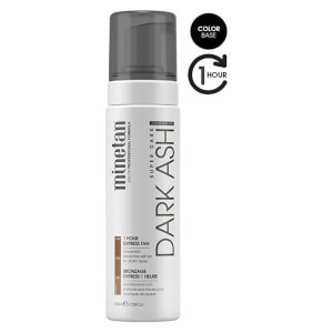 MineTan Dark Ash Foam (Colour Base) -rusketusvaahto, 200ml