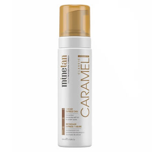 Espuma Classic Caramel de MineTan (Color base) 200 ml