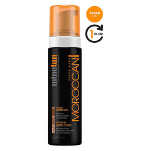 MineTan Moroccan Foam (Hydrate Base) 200ml