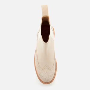 Grenson Women's Alice Leather Chelsea Boots - Natural: Image 3