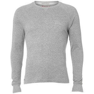 Tokyo Laundry Men's Pine Ridge Long Sleeve Top - Grey