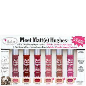 theBalm Meet Matt(e) Hughes Mini Kit - Volume 3