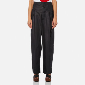 Vivienne Westwood Anglomania Women's Arquebus Trousers - Black