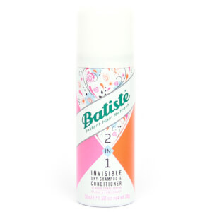 Batiste 2 in 1 Dry Shampoo and Conditioner Orange & Pomegranate