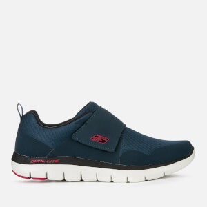 Skechers Men's Flex Advantage 2.0 Gurn Trainers - Navy