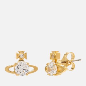 Vivienne Westwood Women's Reina Earrings - White Cubic Zirkonia