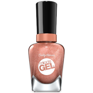 Esmalte de uñas en gel Miracle de Sally Hansen - Terra Coppa 14,7 ml