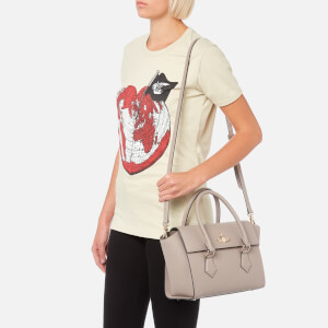 Vivienne Westwood Women's Pimlico Medium Handbag - Taupe: Image 3