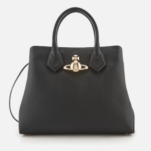 Vivienne Westwood Women's Balmoral Shopper Bag - Black