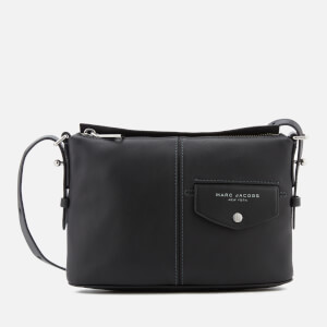 Marc Jacobs Women's Side Sling Bag - Black