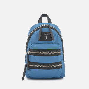 Marc Jacobs Women's Mini Backpack - Vintage Blue