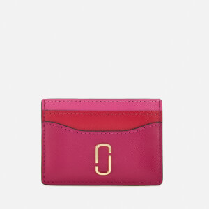 Marc Jacobs Women's Card Case - Hibiscus Multi