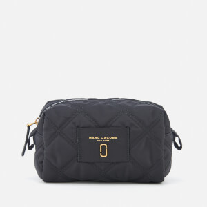 Marc Jacobs Women's Large Cosmetic Case - Black