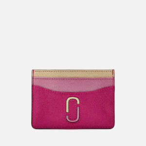 Marc Jacobs Women's Card Case - Pink/Multi