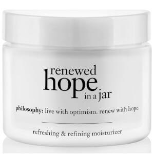 Philosophy Renewed Hope In A Jar Refreshing & Refining Moisturiser 60ml