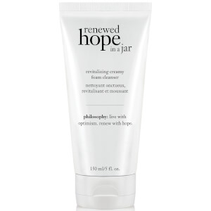 Philosophy Renewed Hope in a Jar Revitalizing Creamy Foam Cleanser 150ml