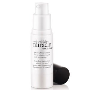 philosophy Anti-Wrinkle Miracle Worker Miraculous Anti-Aging Eye Repair Cream 15ml