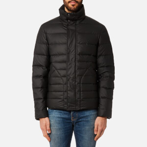Hunter Men's Original Refined Down Jacket - Black