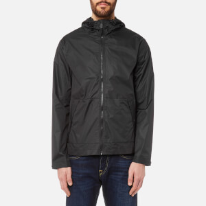 Hunter Men's Original 2 Layer Lightweight Blouson Jacket - Black