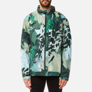 Hunter Men's Original 3 Layer Printed Blouson Jacket - Botanical Print
