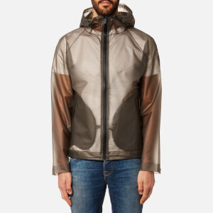 Hunter Men's Original Vinyl Windcheater Jacket - Graphite