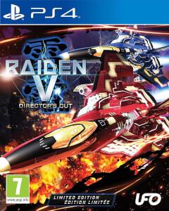Raiden V: Director's Cut Limited Edition