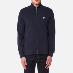 Lyle & Scott Men's Lightweight Funnel Neck Jacket - Navy