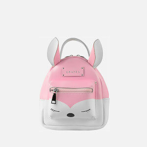Grafea Women's Mini Zippy Deer Backpack - Pink