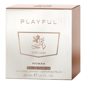 "Otto Kern Fragrance Eau de Toilette ""Playful"""