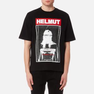 Helmut Lang Men's Hans Print Jersey - Black
