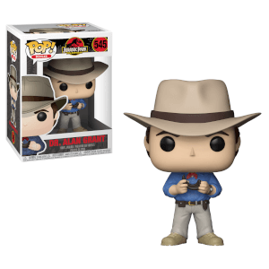 POP Movies: Jurassic Park - Dr. Alan Grant