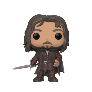 Lord of the Rings Aragorn Funko Pop! Figuur