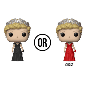 Royal Family Princess Diana Pop! Vinyl Figur mit Chase