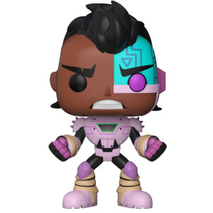 Teen Titans Go! Cyborg Pop! Vinyl Figure