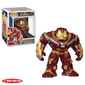 Marvel Avengers Infinity War Hulkbuster 6 Inch Pop! Vinyl Figure: Image 2