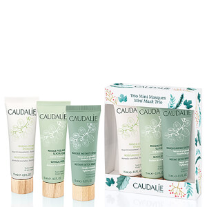 Caudalie Mask Trio (Worth $23)