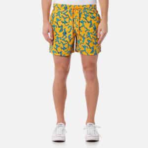 Vilebrequin Men's Moorea Swim Shorts - Danse Du Feu