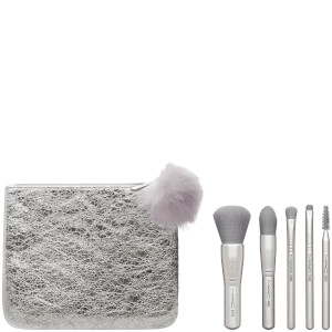 KIT DE BROCHAS MAC SNOW BALL BRUSH KIT - LUXE BASICS