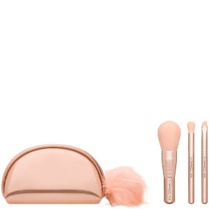 MAC Snow Ball Brush Kit - Mini